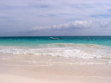 Les plages de Tulum dans les Caraïbes du Mexique