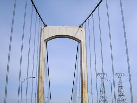 Le pont Pierre Laporte