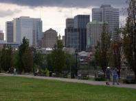Montréal sous la grisâtre