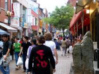 Le quartier chinois de Montréal