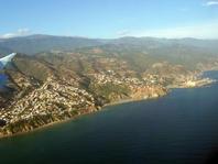 La côte nord du Venezuela
