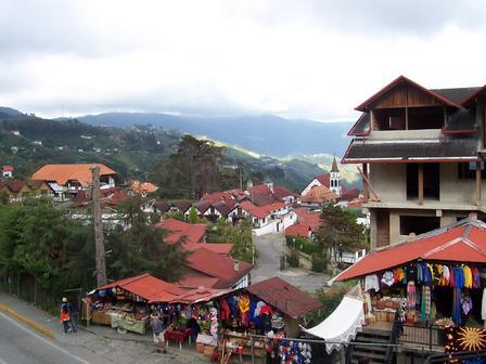 La Colonia Tovar au Vénézuela