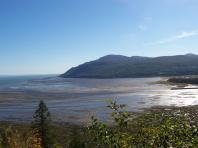 Marée basse à Baie-Saint-Paul