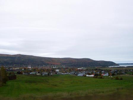Rêves d'automne à Baie-Saint-Paul