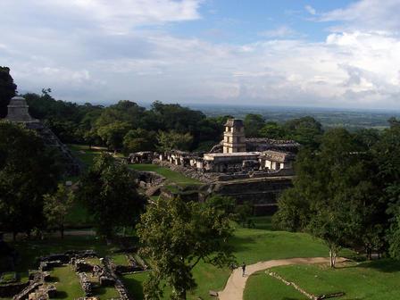 Palenque, le site archéologique maya le plus impressionnant du Chiapas