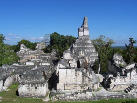 Tikal et les mystérieuses cités d'or du Guatemala