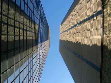 Dallas: ville miroir, ville béton
