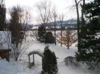 Un hiver rude dans Charlevoix