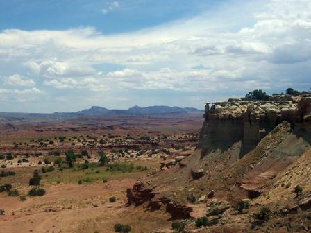 Le désert de l'Utah, représentant du far west américain!