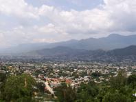La ville d'Oaxaca au sud du Mexique