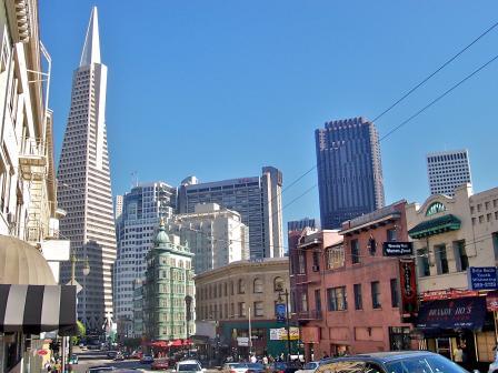 Bienvenue à San Francisco, Californie!